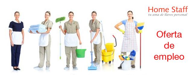 ofertas de trabajo servicio domestico en madrid