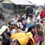 Ayuda Filipinas: Campaña de recogida de comida y ropa para los bebés y familias afectados por los tifones en Filipinas