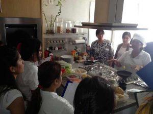 Empleadas Hogar Curso Cocina