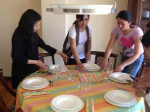 Empleadas Hogar Curso Cocina Home Staff