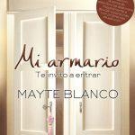 """Presentación del libro """"Mi armario"""" de Mayte Blanco"""