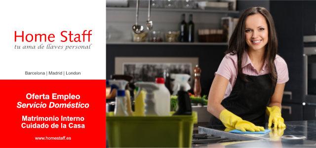 Empleo empleada hogar trabajo servicio domestico - Ofertas trabajo londres ...