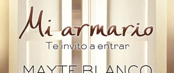 Presentación del libro «Mi armario» de Mayte Blanco