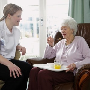 cuidado ancianos servicio domestico barcelona