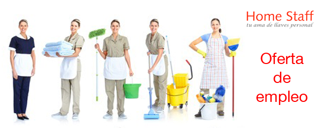 Trabajo Empleado/a de hogar Externa (interina) – Barcelona