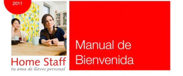 Nueva actualización Manual de Bienvenida disponible