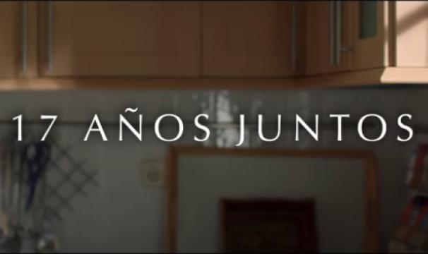 17 AÑOS JUNTOS, UN CORTO DE JAVIER FESSER DE ING