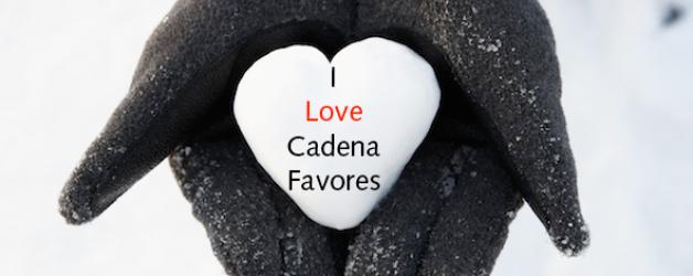 """Campaña Cadena De Favores """"Este invierno no dejes que tu corazón se hiele"""""""