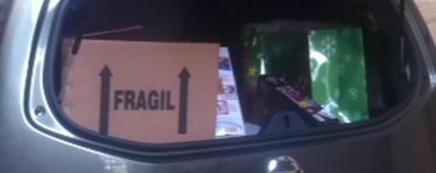 Home Staff hace entrega de las últimas donaciones a Cadena de Favores