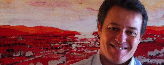 """Cadena de Favores"" en el Diari de Sant Cugat. Entrevista a Javier Enrich"