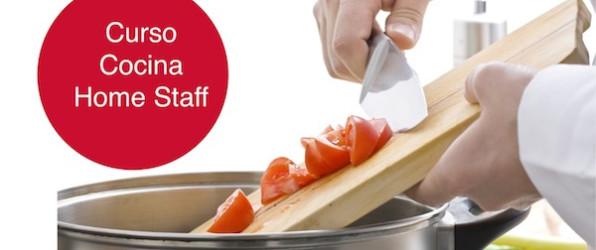 Curso de Cocina HOME STAFF para empleadas de hogar