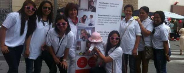 "Home Staff presente en la fiesta del ""Independence Day de Filipinas"" en Barcelona"