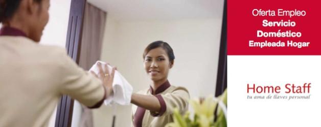 Empleo Personal Domestico para FAMILIA RUSA Barcelona – Jornada Completa Externa
