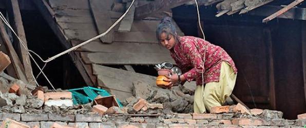 UNICEF, toda ayuda es poca para #NEPAL