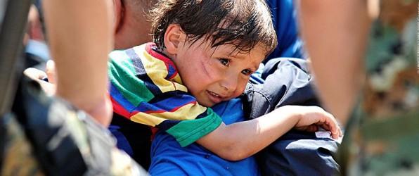 UNICEF, toda ayuda es poca para #REFUGIADOSSIRIA